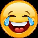 Emoji chwerthin