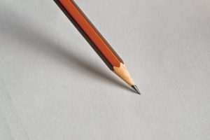 Pensil ar  bapur