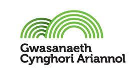 Logo Gwasanaeth Cynghori Ariannol ar gyfer erthygl twyll
