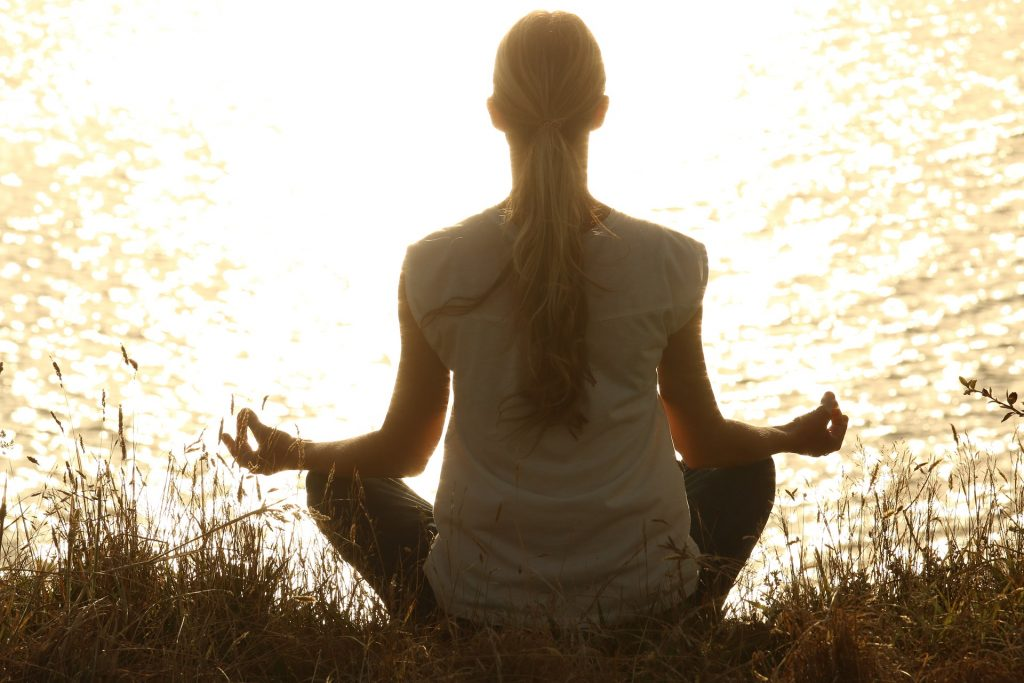 meditation a top tip in coping with stress article