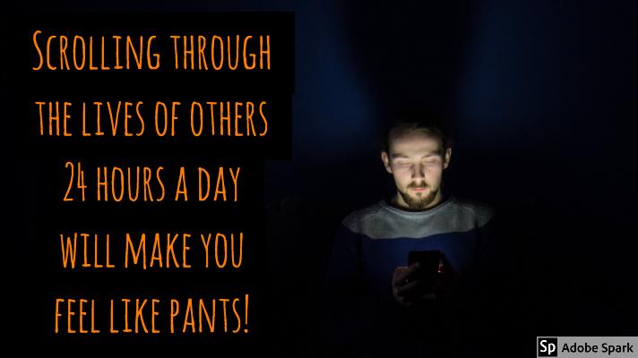 Social media harmful image text 1