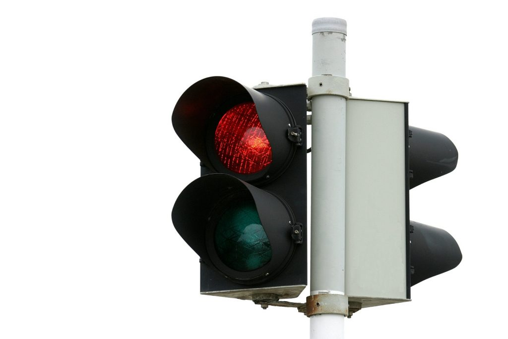 Traffic lights for consent article