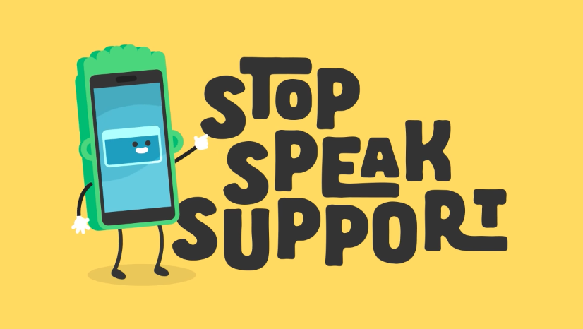 Cyberbullying: Stop Speak Support - Home - Meic