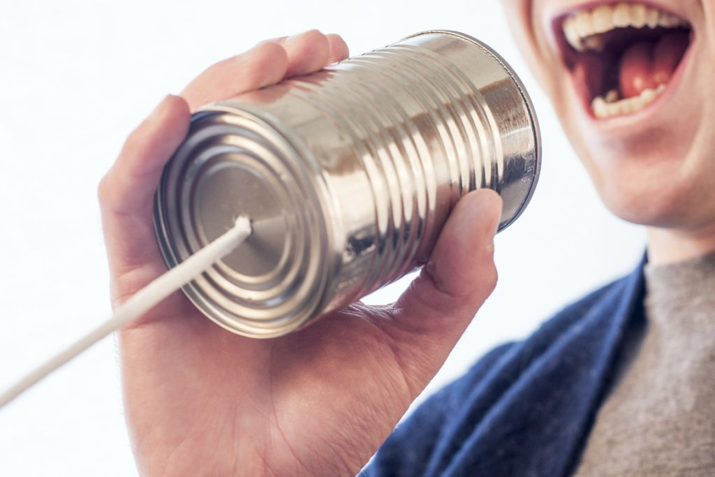 Shouting into a tin can - getting heard to solve Homophobic bullying