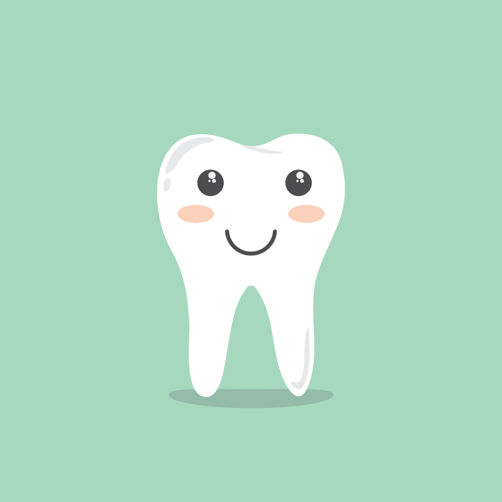 Happy tooth for dental GTM