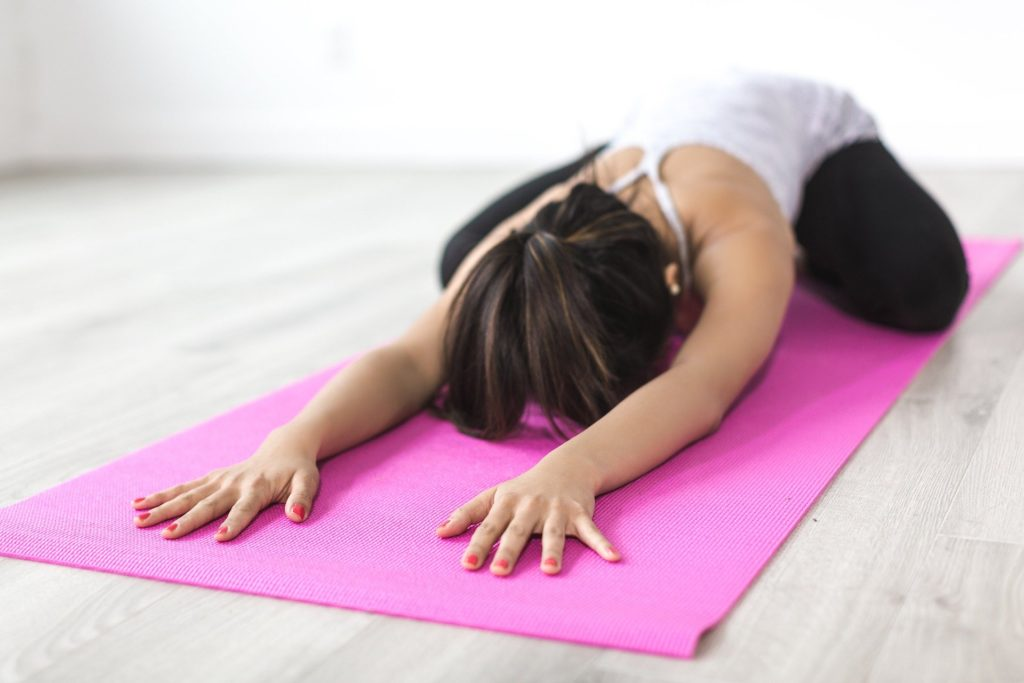 yoga for coronavirus exercise article